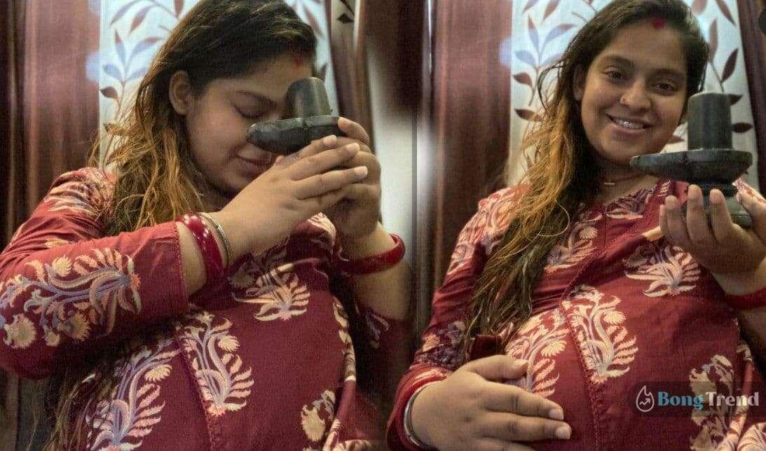 Photo of শিগগিরই শুনবেন মা ডাক! বেবিবাম্প নিয়েই শিবরাত্রির পুজো সারলেন মধুবনী