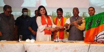 Srabanti Chatterjee BJP