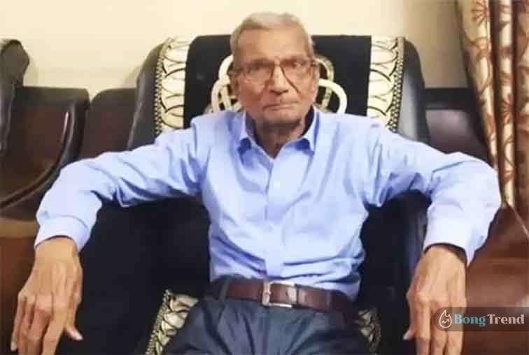 85 Year old man sacrifice bed
