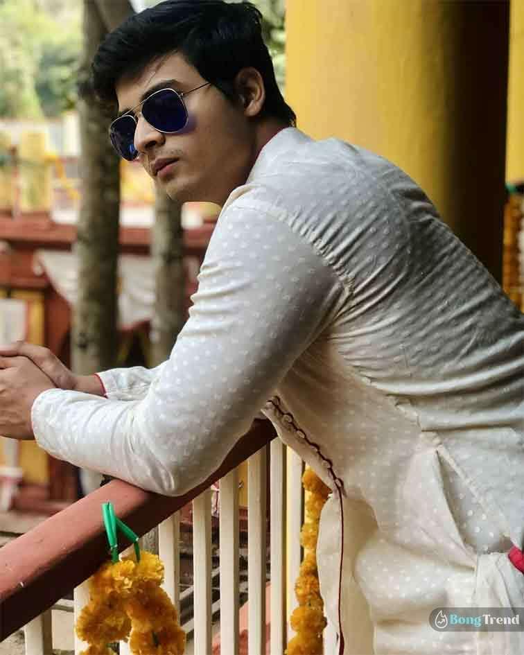 Desher Mati Actor Dibyajyoti Dutta