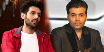 Dharma Production Karan Johar replaces Kartik Aaryan from dostana 2