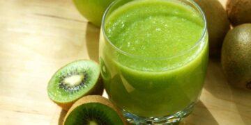 কিউই জুস Kiwi Juice