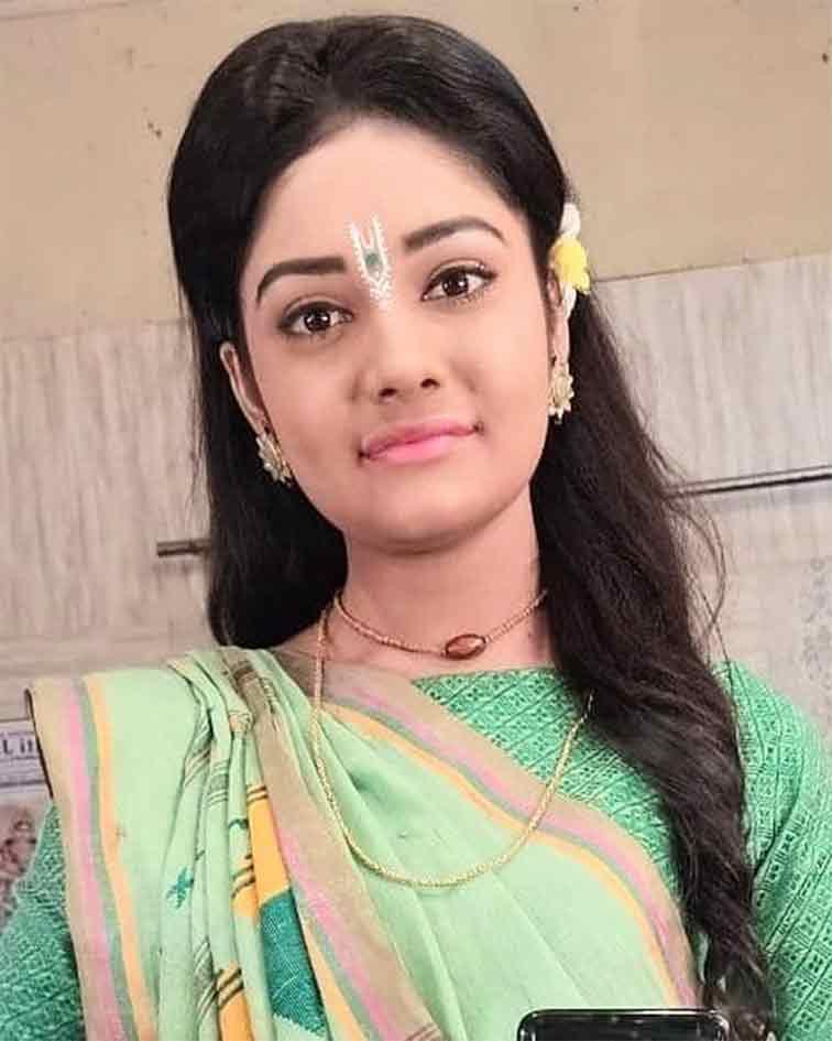 Krishnakoli Actress Soumee Chatterjee