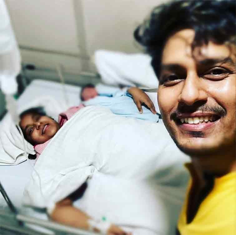 Madhubani Goswami Became Mother