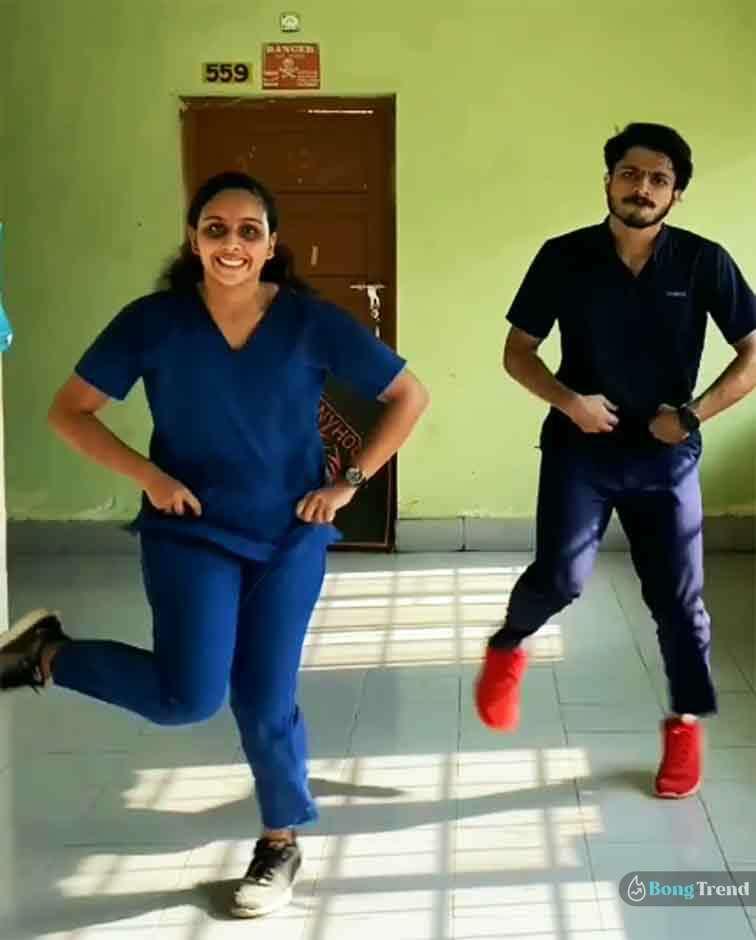 Viral Video of medical students dancing