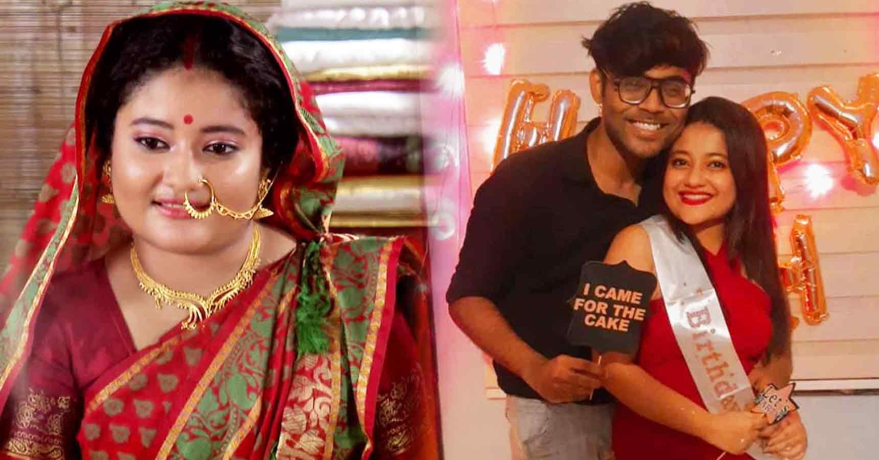 Photo of জন্মদিনে প্রেমিকের সাথে ছবি শেয়ার করে সারপ্রাইজ দিলেন রানী রাসমণি সিরিয়ালের 'কুমারী'