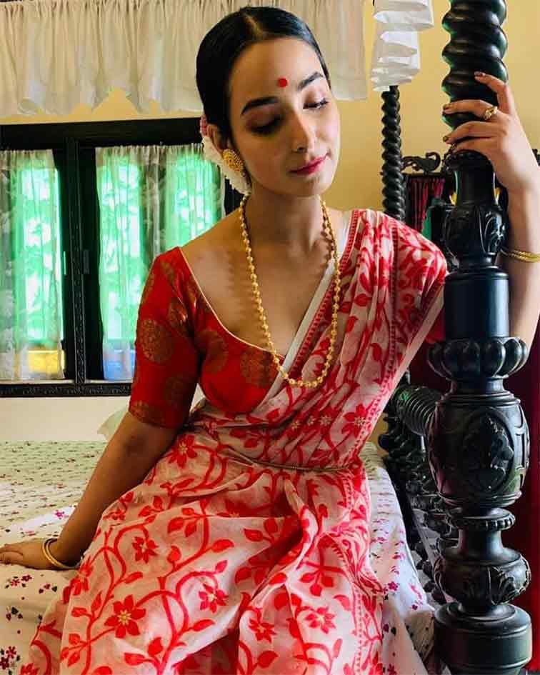 সৃজলা গুহ Srijla Guha