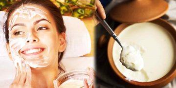 ত্বকের যত্নে টক দই Tok Doi for skin care