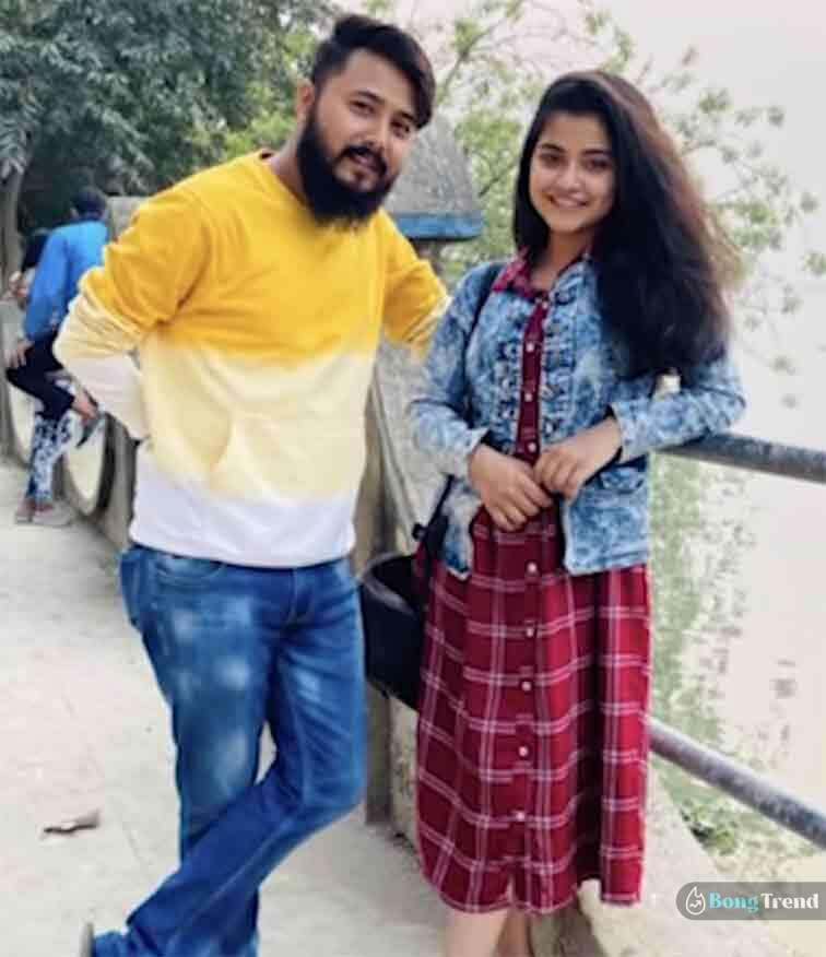 মিঠাই Mithai Nipa actress Oindrila Saha Boyfriend