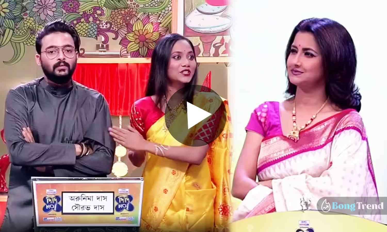 Sourav Das in Didi No 1