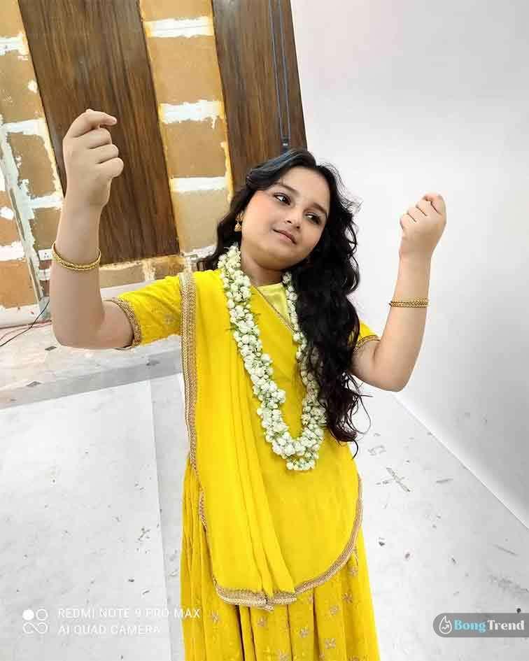 আর্শিয়া মুখার্জী Arshiya Mukherjee মীরাবাঈ