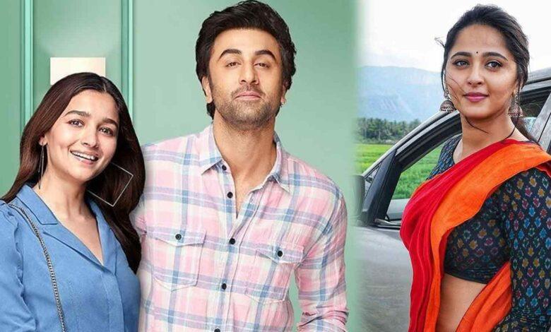 Ranbir Kapoor Crush Anushka Shetty