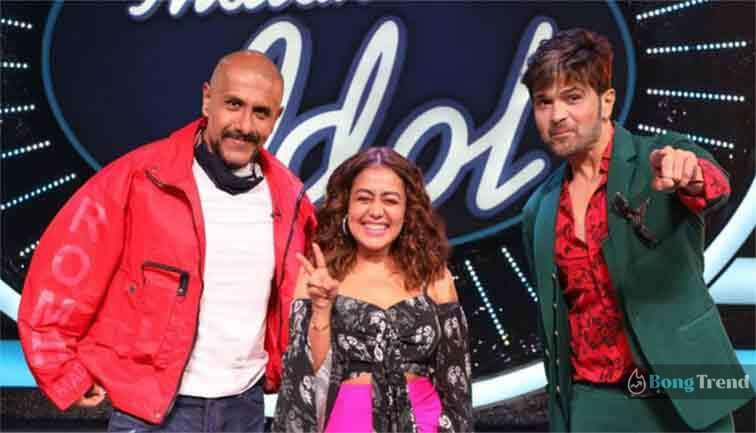 বিশাল দাদলানি Vishal Dadlani Indian Idol 12
