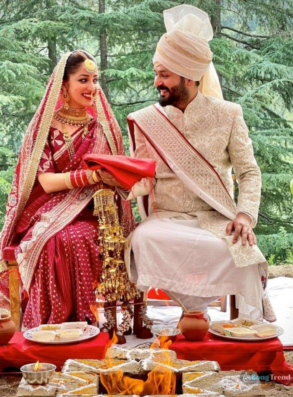 yami gautam aditya dhar marriage