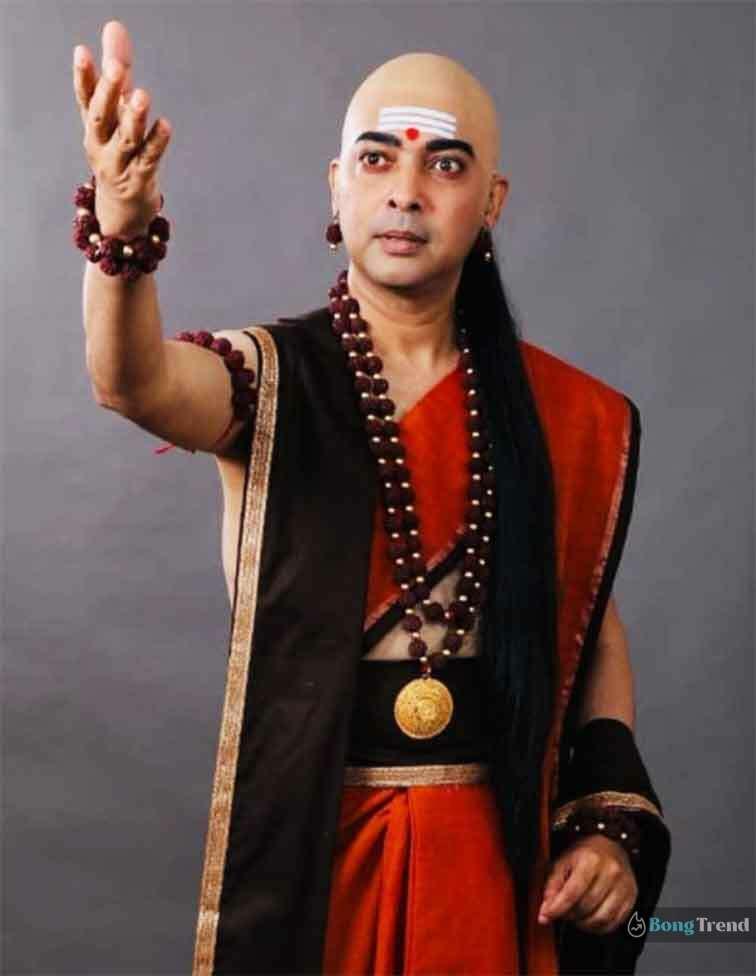 ভাস্বর চ্যাটার্জী Bhaswar Chatterjee as Vairabnath in Sreekrishna Bhakt Meera