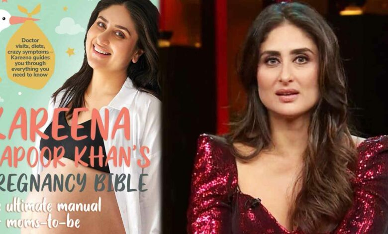 Complaint against Kareena Kapoor Pregnency Bible