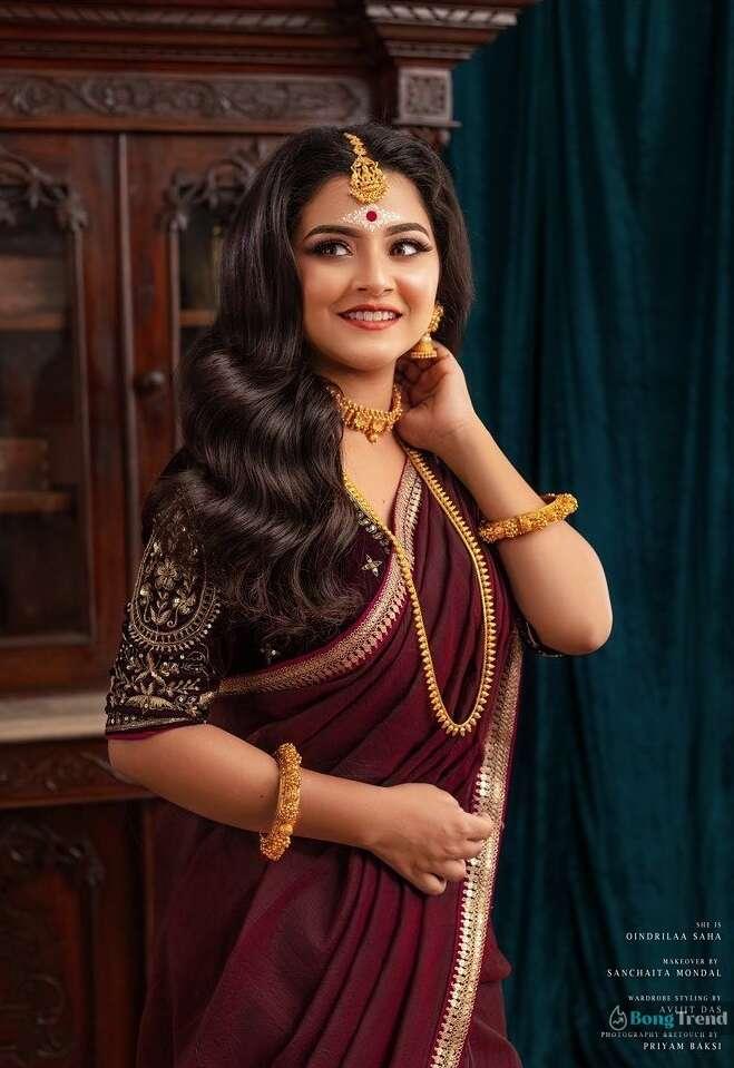 Mithai serial actress Oindrila Saha