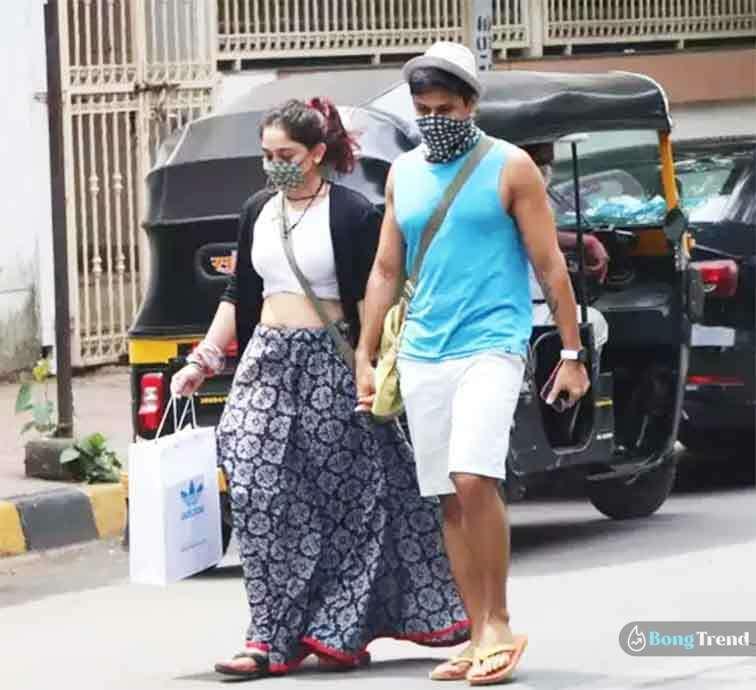 Ira Khan with Boyfriend in mumbai