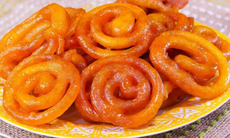 জিলাপি তৈরির রেসিপি Jalebi Recipe