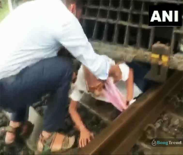Old Man Escapes Death Viral Video
