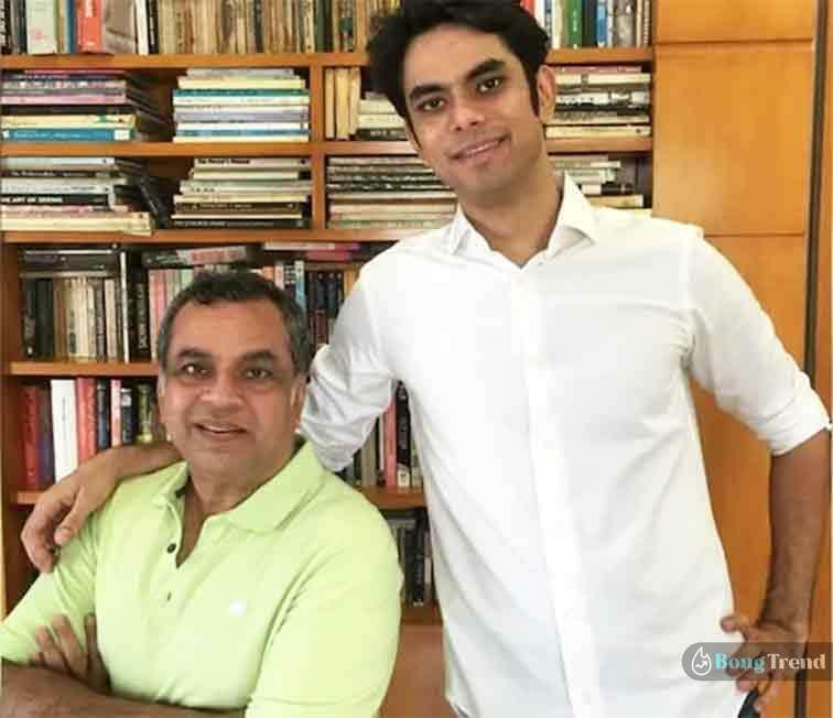 Paresh Rawal Son Aditya Rawal