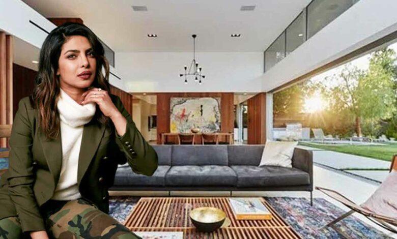 Priyanka Chopra sold her apartment in Mumbai for 7 Crores