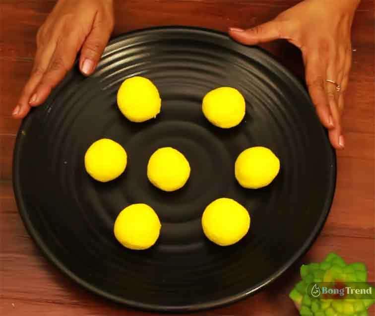 রাজভোগ তৈররি রেসিপি Rajbhog Recipe