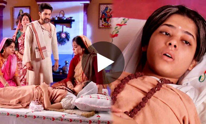 রানী রাসমণি Rani Rashmoni Serial Ranima Enging scene