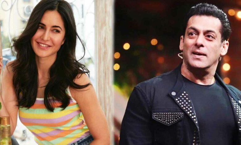 সালমান খান ক্যাটরিনা কাইফ Salaman Khan wishes Katrina Kaif Happy Birthday