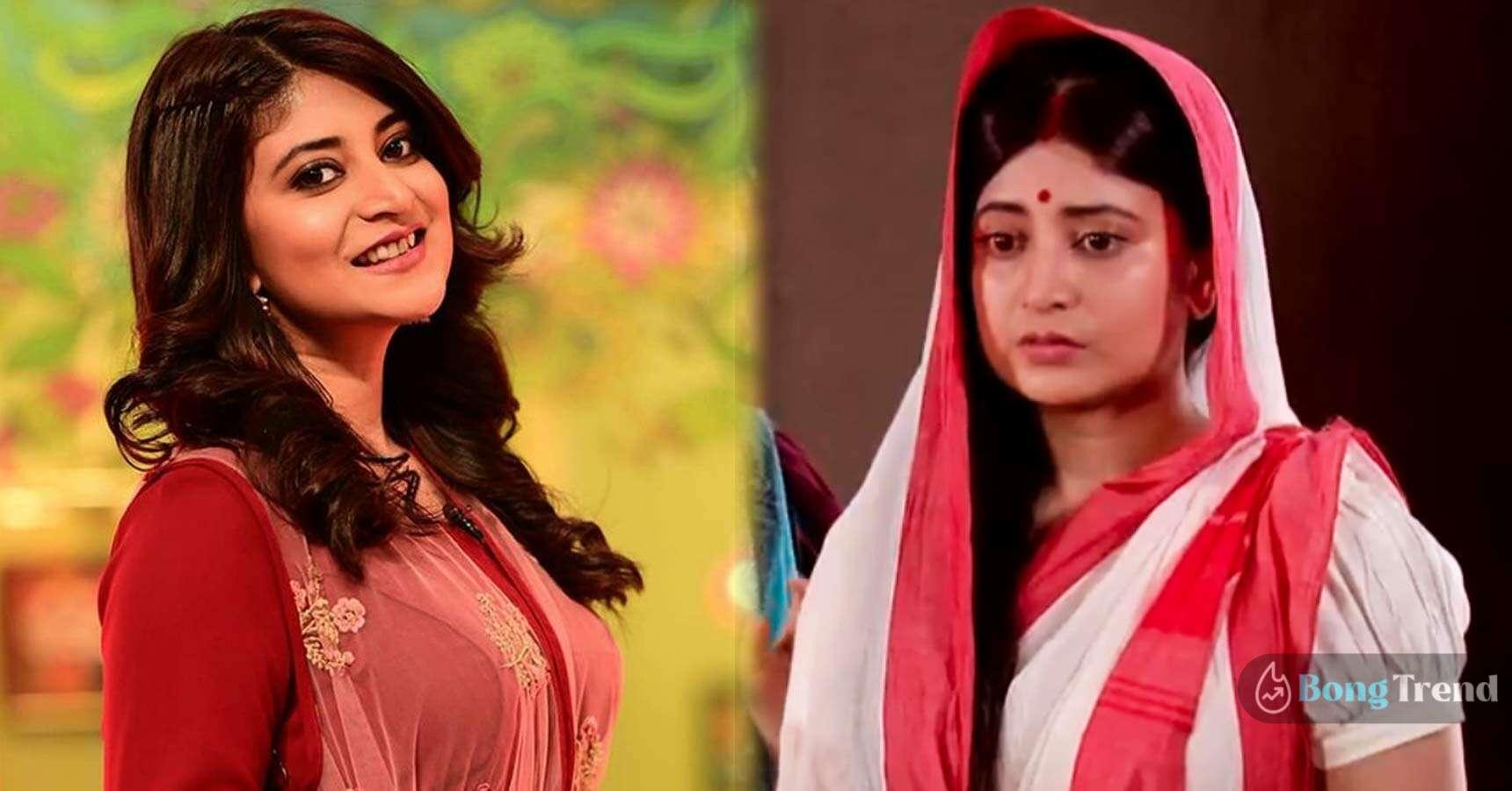 সন্দীপ্তা সেন Sandipta Sen in Rani Rashmoni Serial