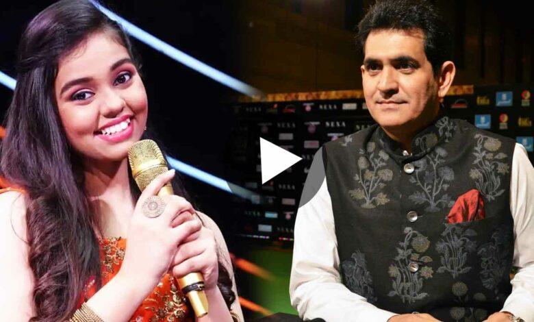 Shanmukhpriya Indian Idol 12 gets a film contract