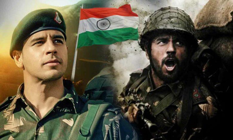 Shershaah Sidharth Malhotra releasing on Amazon Prime Video