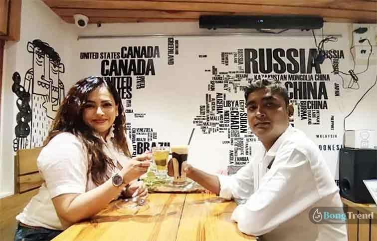 শ্রীলেখা মিত্র Sreelekha Mitra coffee date withfan