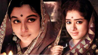 Photo of রানিমা হিসেবে যাত্রা শেষ! 'অভিযাত্রীক' ছবিতে শর্মিলা ঠাকুরের চরিত্রে দেখা গিয়েছে দিতিপ্রিয়াকে