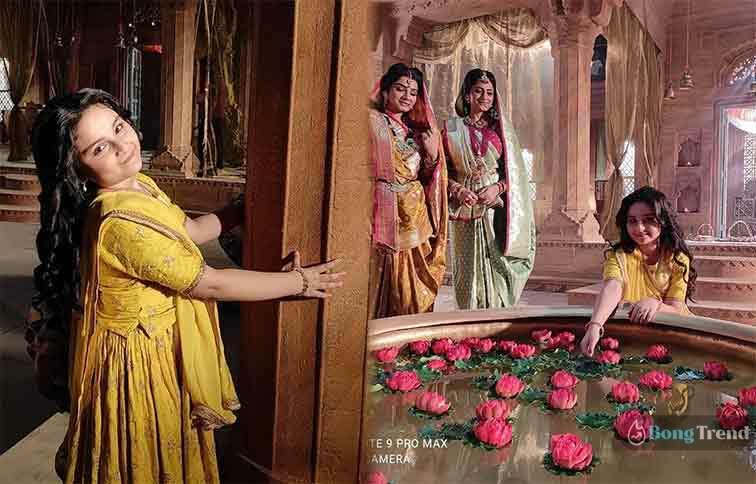 ভুতু Arshiya Mukherjee as Meerabai