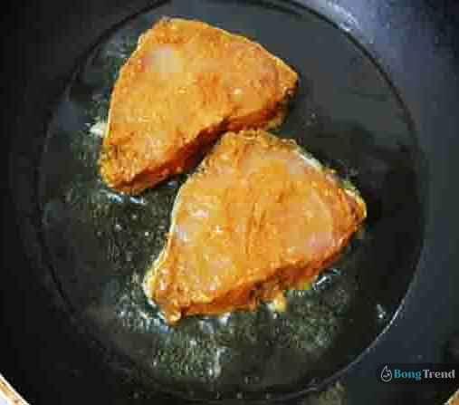বাটার ফিশ কারি রেসিপি Butter Fish Curry