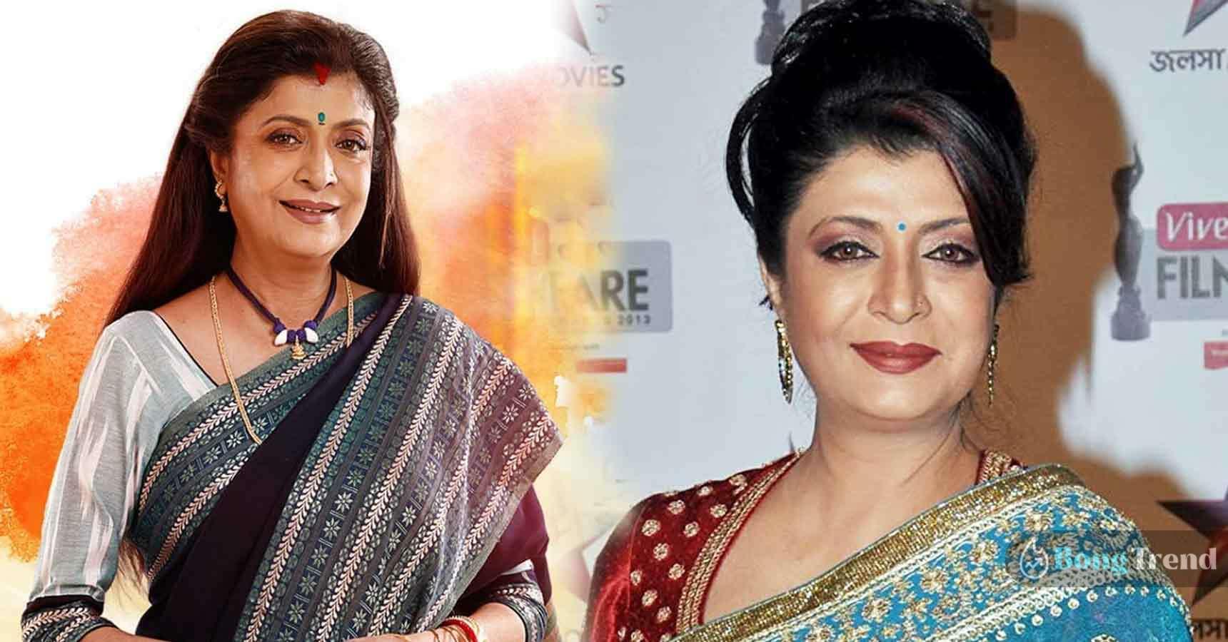 Debashree Roy দেবশ্রী রায় Sarbajaya Serial সর্বজয়া সিরিয়াল