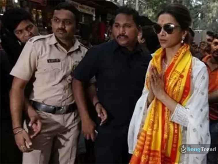 Deepika Padukone bodyguard দীপিকা পাডুকোন বডিগার্ড