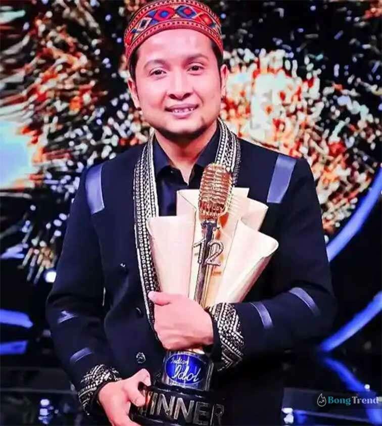 ইন্ডিয়ান আইডল বিজেতা পবনদীপ Indian Idol winner Pawandeep Rajan