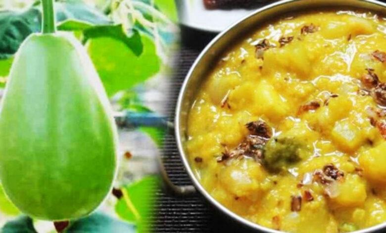 নিরামিষ লাউ মালাইকারি রেসিপি Veg Lau Malaikari Recipe