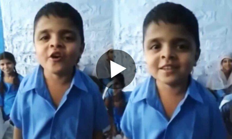 Little Boy making different noises Viral Video