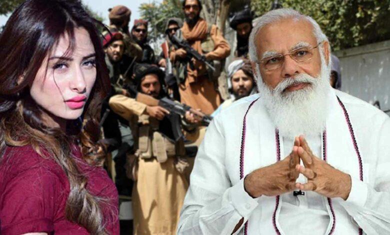 Mahika Sharma gives PM Modi Rakhi Idea to save Afgan Women from Taaliban