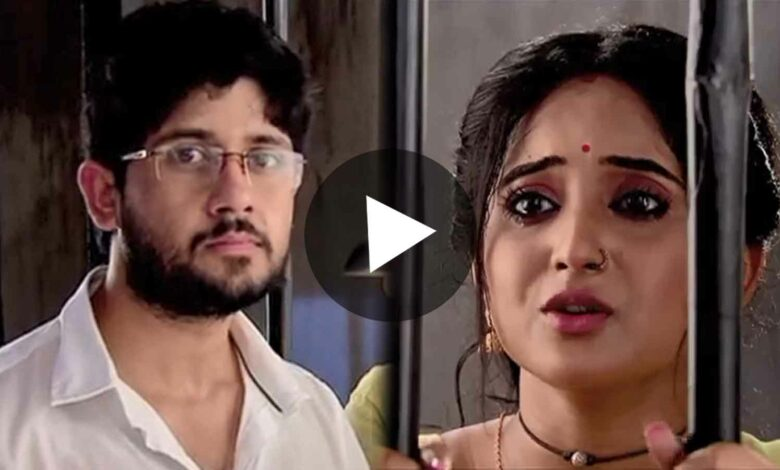 Mithai Serial New Promo Mithai in Jail Sid Comes to Rescue