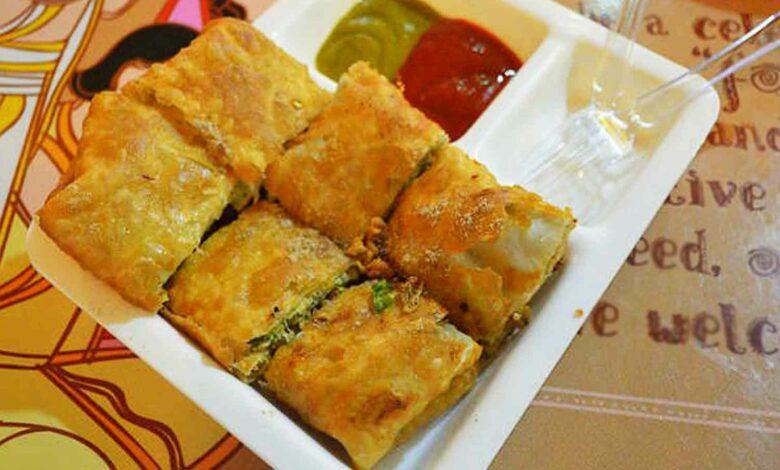 মোগলাই পরোটা রেসিপি Muglai Paratha recipe