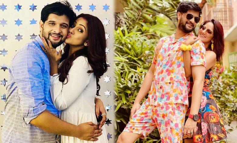 Neel Bhattacharya Trina Saha gives good news after honeymoon in goa