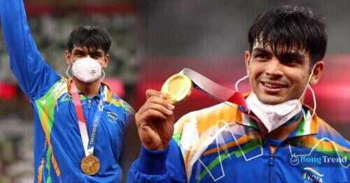 নীরজ চোপড়া Neeraj Chopra Indian Athlete Olympic Gold medal Biopic