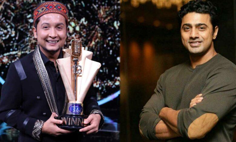 Indian Idol winner Pawandeep Rajan Playback in Dev Song পবনদীপ রাজন দেবের ছবিতে প্লে ব্যাক
