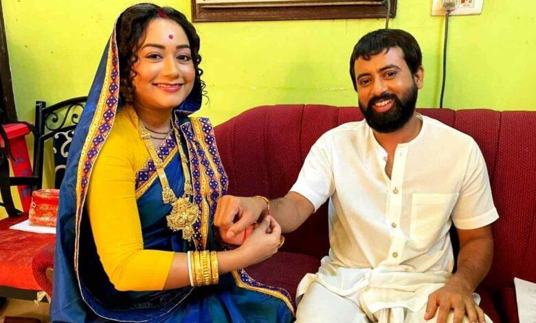Promita Chakraborty Sourav Das প্রমিতা চক্রবর্তী