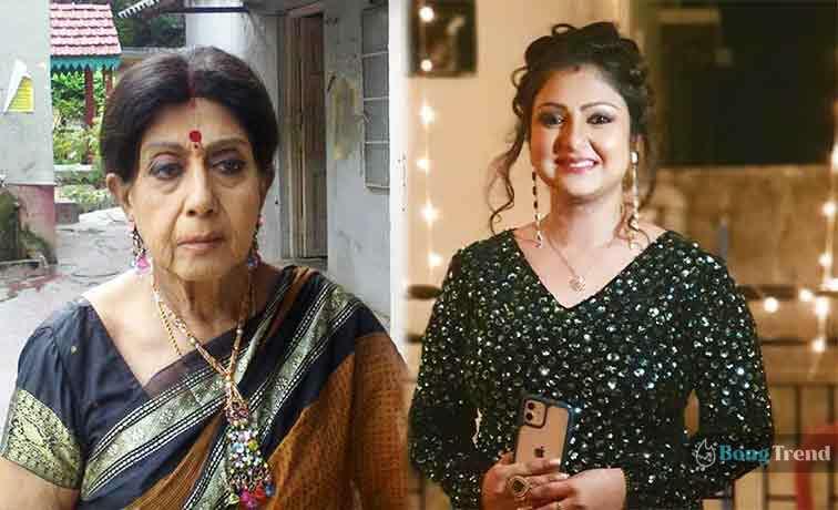 Sabitri Chatterjee সাবিত্রী চ্যাটার্জী ময়না মুখার্জী Moyna Mukherjee