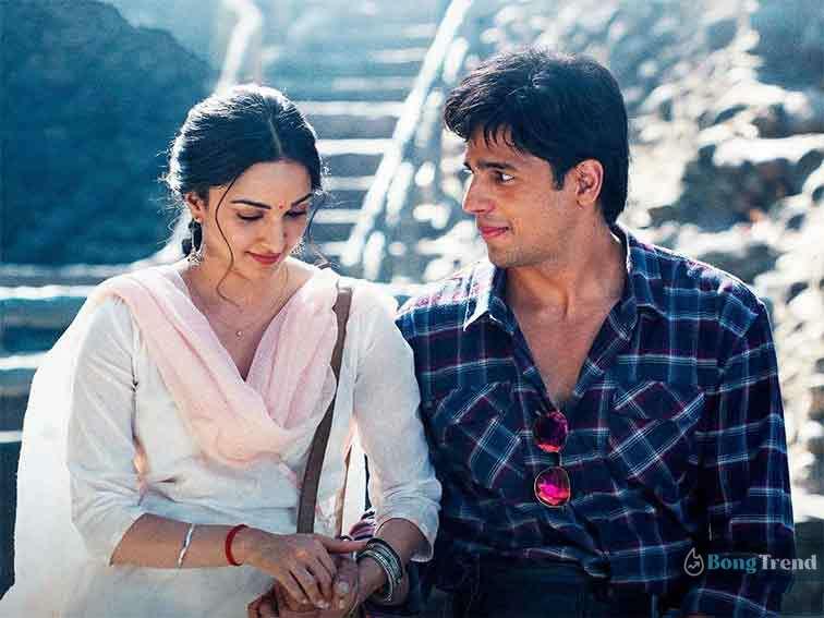 Sidharth malhotra Kiara Advani in Sher Shah Movie